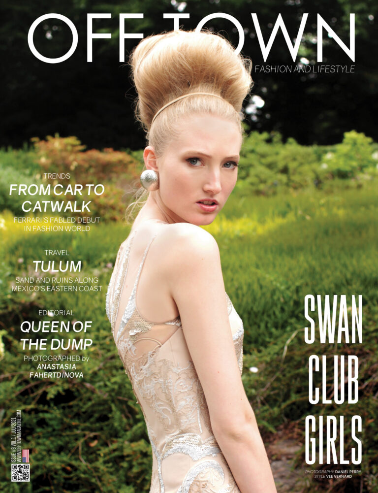 Read more about the article Swan Club Girls Cover Story #9 By Daniel Perry
